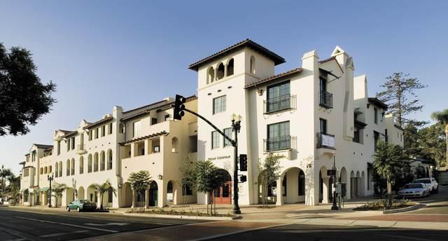 105 W De La Guerra St D, Santa Barbara, CA 93101 (MLS #21-1808) :: Chris Gregoire & Chad Beuoy Real Estate