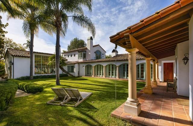 215 Miramar Ave, Santa Barbara, CA 93108 (MLS #21-181) :: The Epstein Partners
