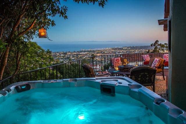31 Rincon Vista Rd, Santa Barbara, CA 93103 (MLS #21-1813) :: Chris Gregoire & Chad Beuoy Real Estate