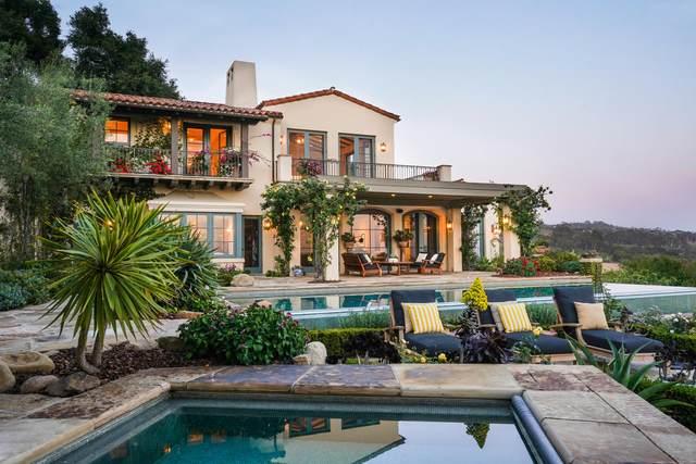 2285 Bella Vista Dr., Montecito, CA 93108 (MLS #21-1842) :: Chris Gregoire & Chad Beuoy Real Estate
