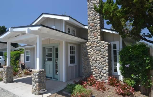 244 Puente Dr, Santa Barbara, CA 93110 (MLS #21-1847) :: Chris Gregoire & Chad Beuoy Real Estate