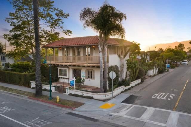 355 Linden Ave, Carpinteria, CA 93013 (MLS #21-1855) :: The Zia Group