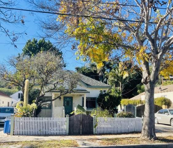 1935 Robbins St, Santa Barbara, CA 93101 (MLS #21-186) :: The Zia Group