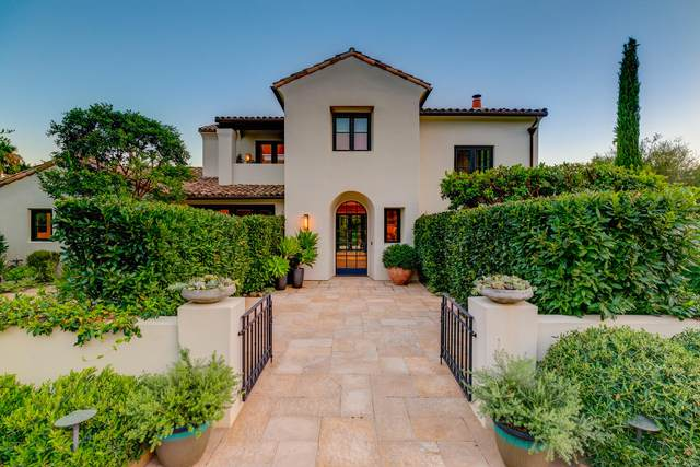 Address Not Published, Ojai, CA 93023 (MLS #21-1868) :: Chris Gregoire & Chad Beuoy Real Estate