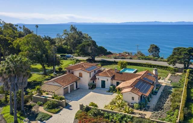 3435 Marina Dr, Santa Barbara, CA 93110 (MLS #21-1871) :: Chris Gregoire & Chad Beuoy Real Estate
