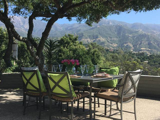 0000 Hillcrest Rd, Santa Barbara, CA 93103 (MLS #21-1888) :: Chris Gregoire & Chad Beuoy Real Estate