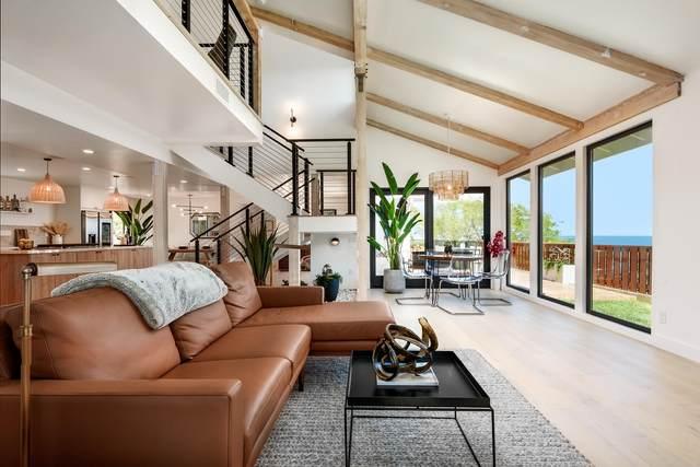 1560 La Vista Del Oceano, Santa Barbara, CA 93109 (MLS #21-1896) :: The Epstein Partners