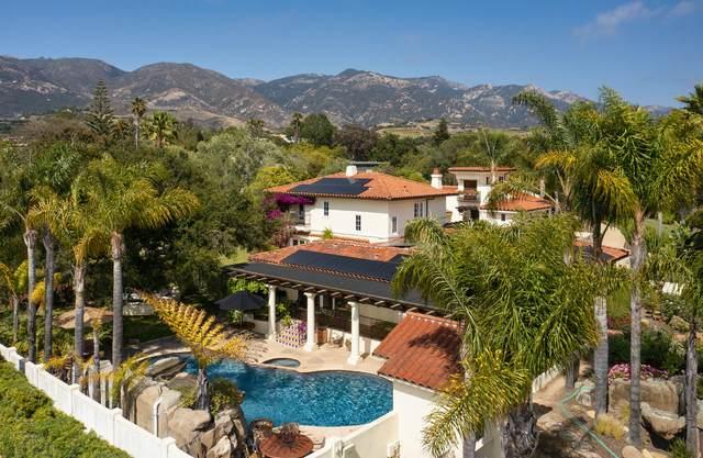 1075 San Antonio Creek Rd, Santa Barbara, CA 93111 (MLS #21-1904) :: The Epstein Partners
