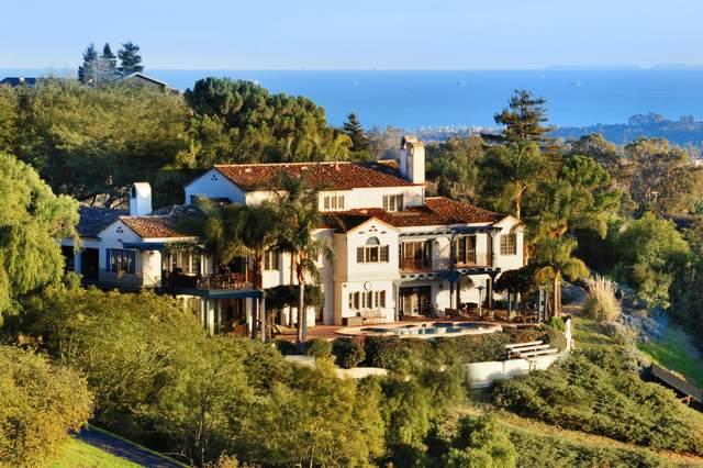 1215 Northridge Rd, Santa Barbara, CA 93105 (MLS #21-1930) :: Chris Gregoire & Chad Beuoy Real Estate