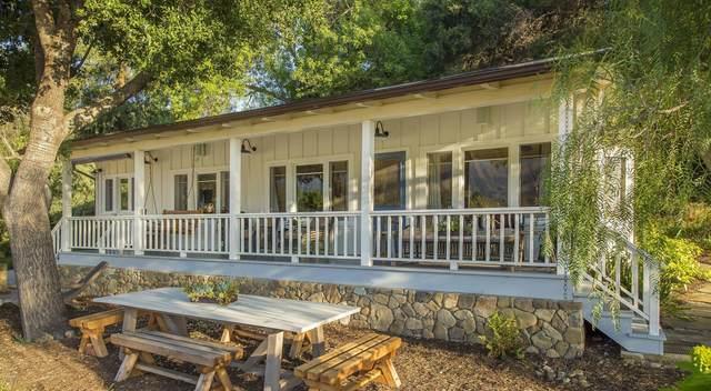9342 Ojai Santa Paula Rd, Ojai, CA 93023 (MLS #21-1937) :: Chris Gregoire & Chad Beuoy Real Estate