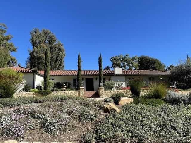 1333 School House Rd, Montecito, CA 93108 (MLS #21-194) :: The Epstein Partners