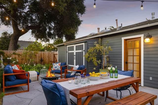 616 Fremont Pl, Santa Barbara, CA 93101 (MLS #21-1948) :: Chris Gregoire & Chad Beuoy Real Estate