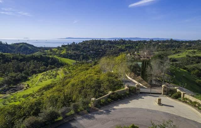 998 Mountain Dr, Santa Barbara, CA 93103 (MLS #21-1950) :: Chris Gregoire & Chad Beuoy Real Estate