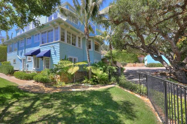 1808 Loma St, Santa Barbara, CA 93103 (MLS #21-1955) :: Chris Gregoire & Chad Beuoy Real Estate