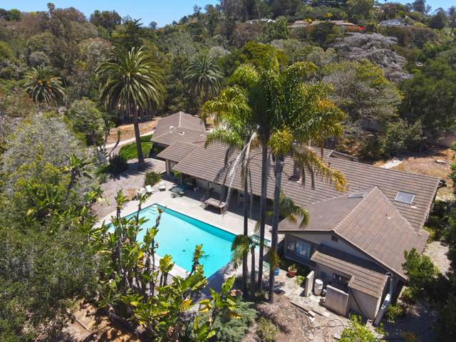 1435 Estrella Dr, Santa Barbara, CA 93110 (MLS #21-1963) :: Chris Gregoire & Chad Beuoy Real Estate