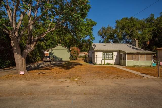 256 N Alvarado St, Ojai, CA 93023 (MLS #21-1969) :: Chris Gregoire & Chad Beuoy Real Estate