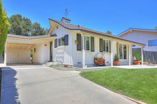 226 Dawlish Pl, Montecito, CA 93108 (MLS #21-1977) :: Chris Gregoire & Chad Beuoy Real Estate