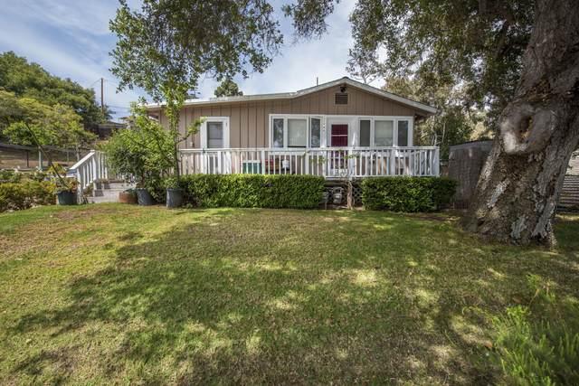 2176 Ortega Hill Rd, Summerland, CA 93067 (MLS #21-1978) :: Chris Gregoire & Chad Beuoy Real Estate