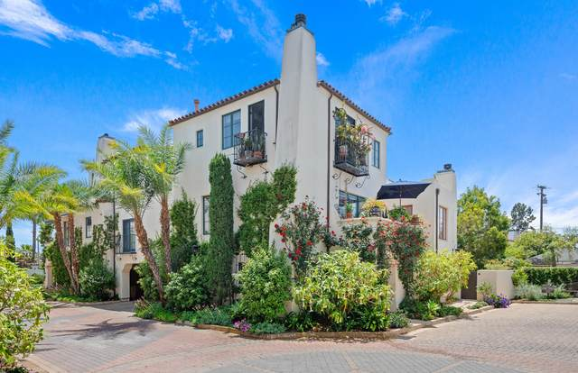212 Santa Barbara St D, Santa Barbara, CA 93101 (MLS #21-1987) :: Chris Gregoire & Chad Beuoy Real Estate