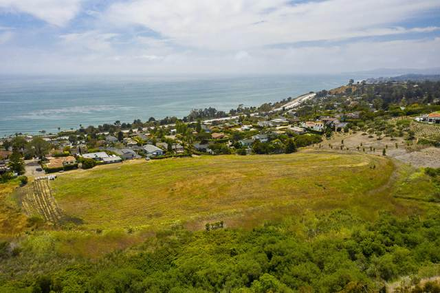 201 Temple St, Summerland, CA 93067 (MLS #21-1990) :: The Epstein Partners