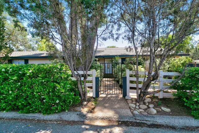 1158 Tico Rd, Ojai, CA 93023 (MLS #21-1991) :: Chris Gregoire & Chad Beuoy Real Estate