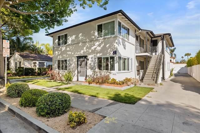 213 W Yanonali, Santa Barbara, CA 93101 (MLS #21-2004) :: Chris Gregoire & Chad Beuoy Real Estate