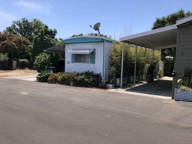 1210 Cacique St #33, Santa Barbara, CA 93103 (MLS #21-2011) :: Chris Gregoire & Chad Beuoy Real Estate