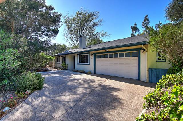 1564 Portesuello Ave, Santa Barbara, CA 93105 (MLS #21-2014) :: Chris Gregoire & Chad Beuoy Real Estate