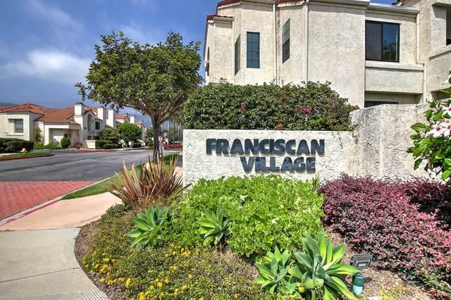 1260 Franciscan Ct. #3, Carpinteria, CA 93013 (MLS #21-2022) :: Chris Gregoire & Chad Beuoy Real Estate