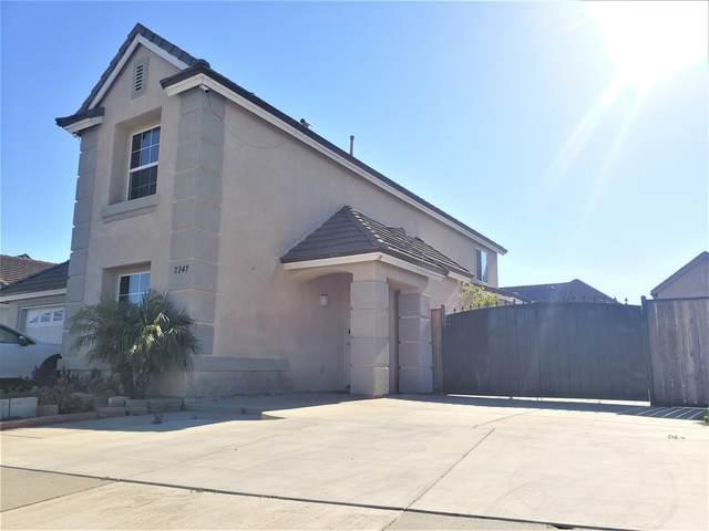 2347 Cesar E Chavez Dr, Santa Maria, CA 93458 (MLS #21-2028) :: Chris Gregoire & Chad Beuoy Real Estate
