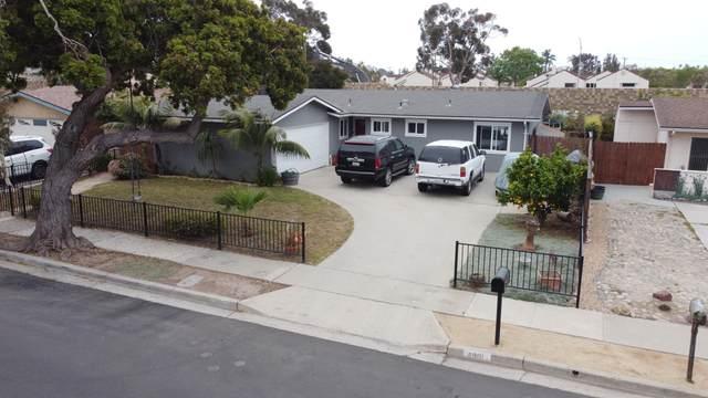 4901 Nipomo Dr, Carpinteria, CA 93013 (MLS #21-2032) :: Chris Gregoire & Chad Beuoy Real Estate