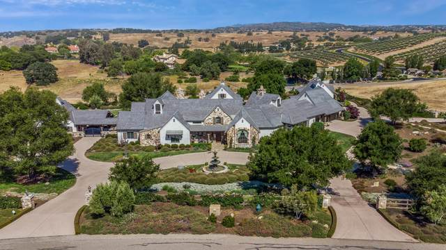 1325 Ladan Dr, Solvang, CA 93463 (MLS #21-2034) :: Chris Gregoire & Chad Beuoy Real Estate