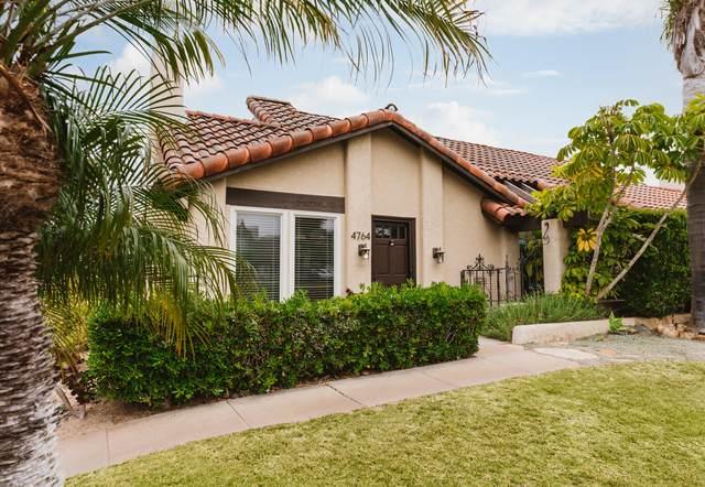 4764 Camino Del Rey, Santa Barbara, CA 93110 (MLS #21-2037) :: Chris Gregoire & Chad Beuoy Real Estate