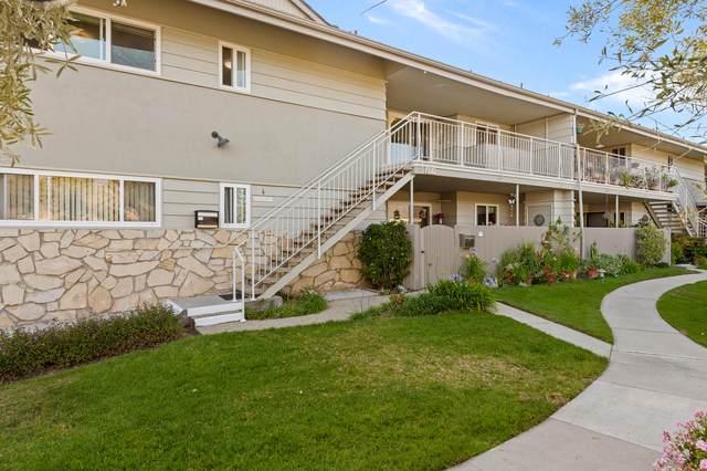 257 Moreton Bay Ln #6, Santa Barbara, CA 93117 (MLS #21-2039) :: Chris Gregoire & Chad Beuoy Real Estate