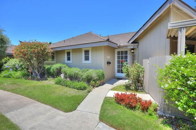261 Moreton Bay Lane #2, Goleta, CA 93117 (MLS #21-2048) :: Chris Gregoire & Chad Beuoy Real Estate