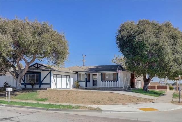 302 Wilshire Ln, Santa Maria, CA 93455 (MLS #21-2052) :: Chris Gregoire & Chad Beuoy Real Estate