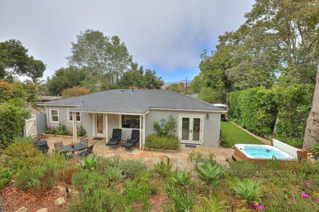 2558 Mesa School Ln, Santa Barbara, CA 93109 (MLS #21-2053) :: Chris Gregoire & Chad Beuoy Real Estate