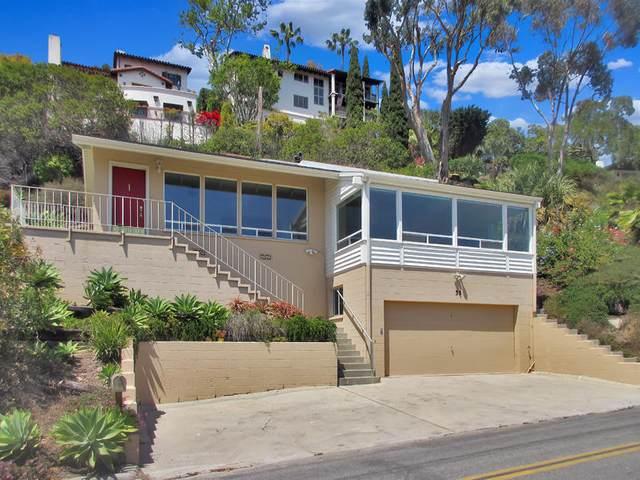 35 Las Alturas Rd, Santa Barbara, CA 93103 (MLS #21-2059) :: Chris Gregoire & Chad Beuoy Real Estate