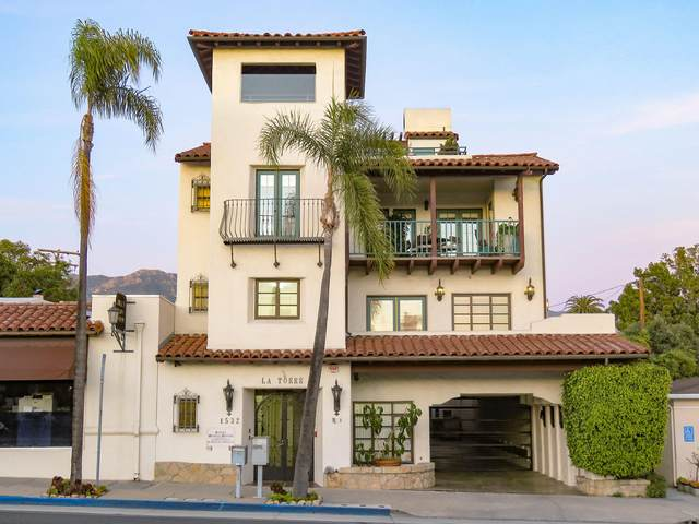 1532 State Street E, Santa Barbara, CA 93101 (MLS #21-206) :: The Epstein Partners
