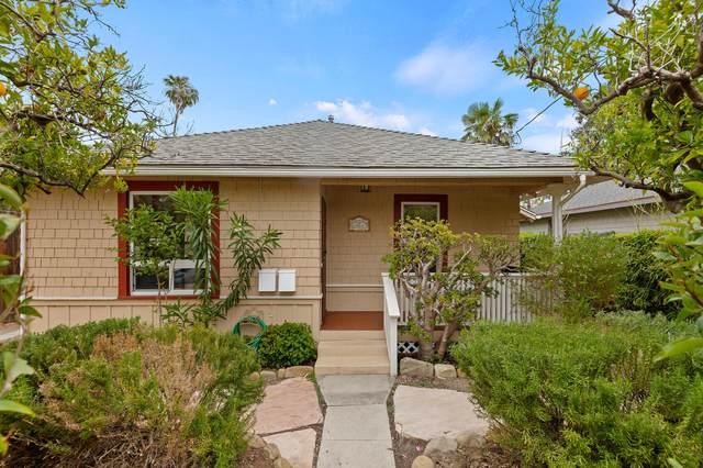 325 W Sola St, Santa Barbara, CA 93101 (MLS #21-2064) :: Chris Gregoire & Chad Beuoy Real Estate