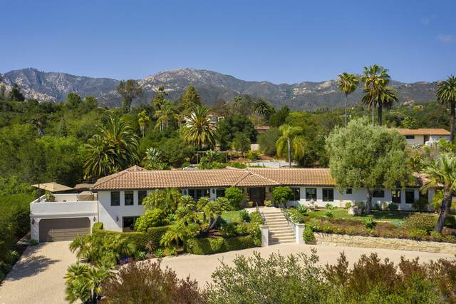 2519 Foothill Ln, Santa Barbara, CA 93105 (MLS #21-2065) :: Chris Gregoire & Chad Beuoy Real Estate