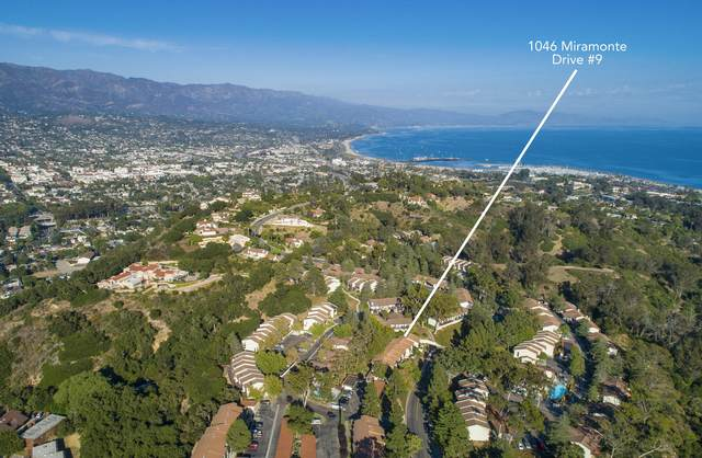 1046 Miramonte Dr #9, Santa Barbara, CA 93109 (MLS #21-207) :: The Zia Group