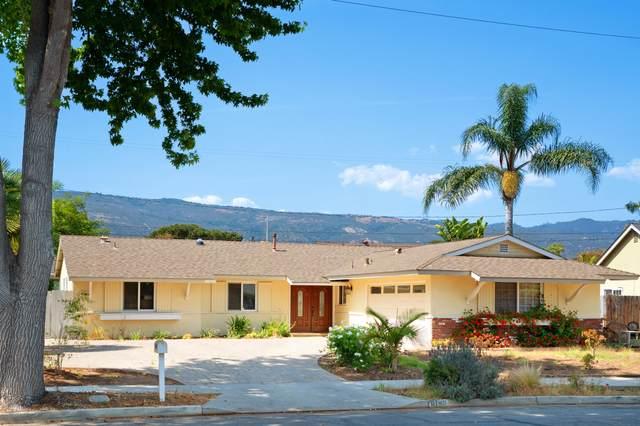 6190 Craigmont Dr, Goleta, CA 93117 (MLS #21-2076) :: The Epstein Partners