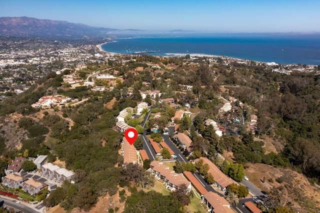 1054 Miramonte Dr #7, Santa Barbara, CA 93109 (MLS #21-2081) :: Chris Gregoire & Chad Beuoy Real Estate