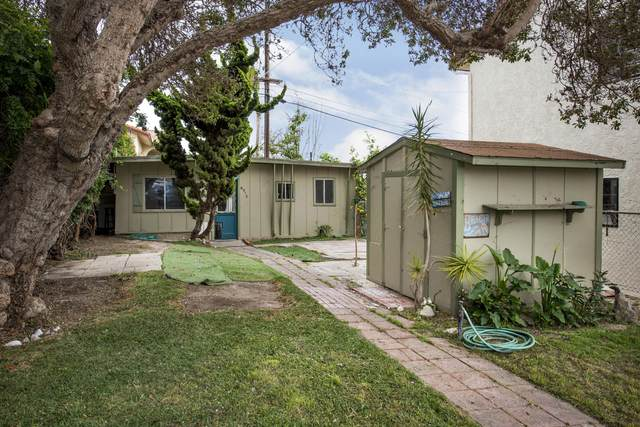 6910 San Fernando Ave, Ventura, CA 93001 (MLS #21-2083) :: The Zia Group
