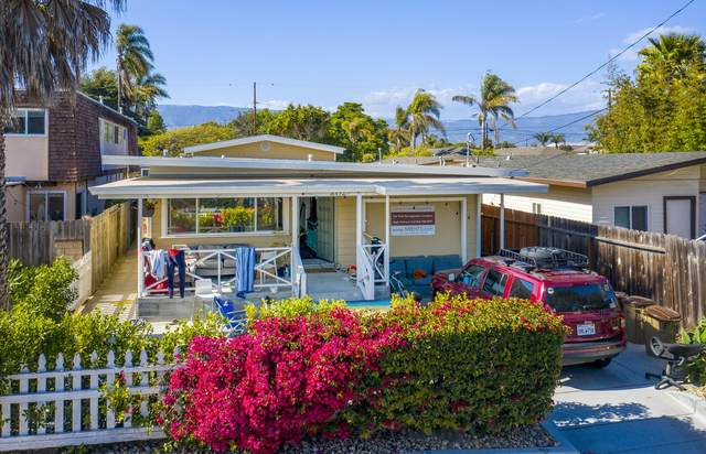 6692 Trigo Road, Isla Vista, CA 93117 (MLS #21-2088) :: Chris Gregoire & Chad Beuoy Real Estate