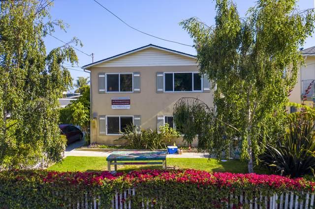 6753 Trigo Road, Isla Vista, CA 93117 (MLS #21-2089) :: Chris Gregoire & Chad Beuoy Real Estate