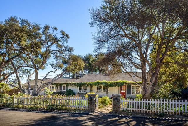 1383 Santa Clara Way, Montecito, CA 93108 (MLS #21-209) :: The Epstein Partners
