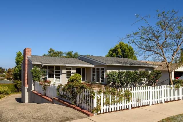 2720 El Prado Rd, Santa Barbara, CA 93105 (MLS #21-2091) :: Chris Gregoire & Chad Beuoy Real Estate