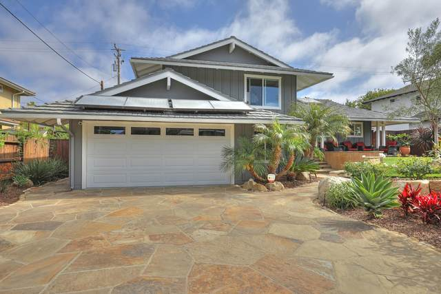 5466 San Patricio Dr, Santa Barbara, CA 93111 (MLS #21-2094) :: Chris Gregoire & Chad Beuoy Real Estate